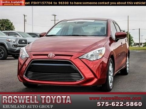Certified Pre-Owned 2017 Toyota Yaris iA STD